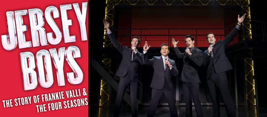 Jersey Boys at Stage 1 New World Stages