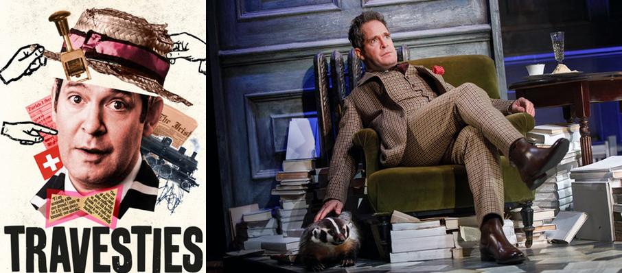 Travesties at American Airlines Theater