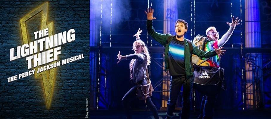 The Lightning Thief: The Percy Jackson Musical at Beacon Theater
