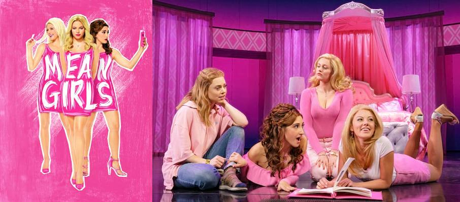 Mean Girls at August Wilson Theater