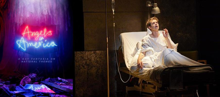 Angels In America at Neil Simon Theater