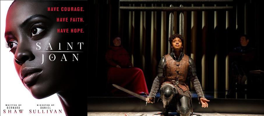 Saint Joan at Samuel J. Friedman Theatre