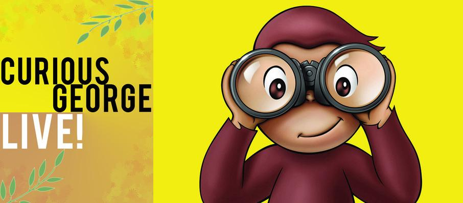 Curious George Live! at St. George Theatre