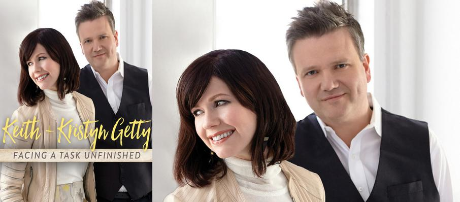 Keith and Kristyn Getty at Isaac Stern Auditorium