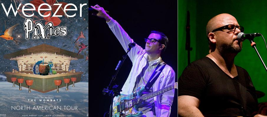 Weezer and Pixies at Madison Square Garden