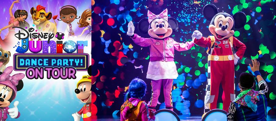 Disney Junior Live: Dance Party at Count Basie Theatre