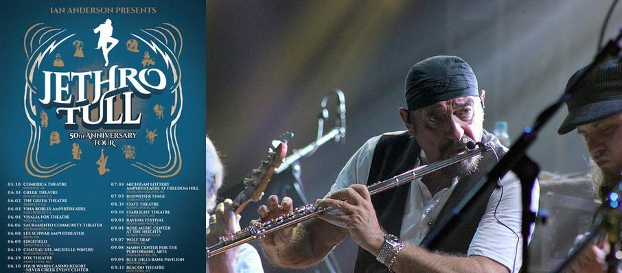 Jethro Tull Tour Setlist