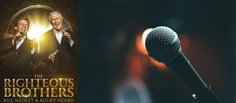The Righteous Brothers at Bergen Performing Arts Center