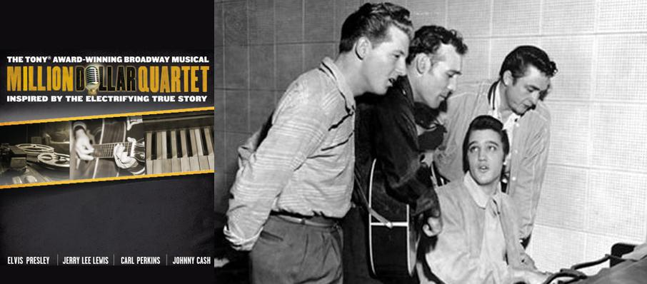 Million Dollar Quartet at St. George Theatre