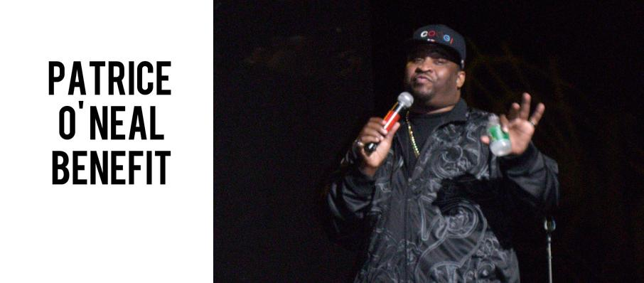 Patrice O'Neal Benefit at New York City Center Mainstage