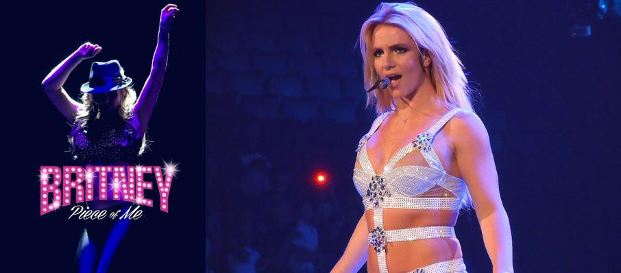 Britney Spears at Radio City Music Hall