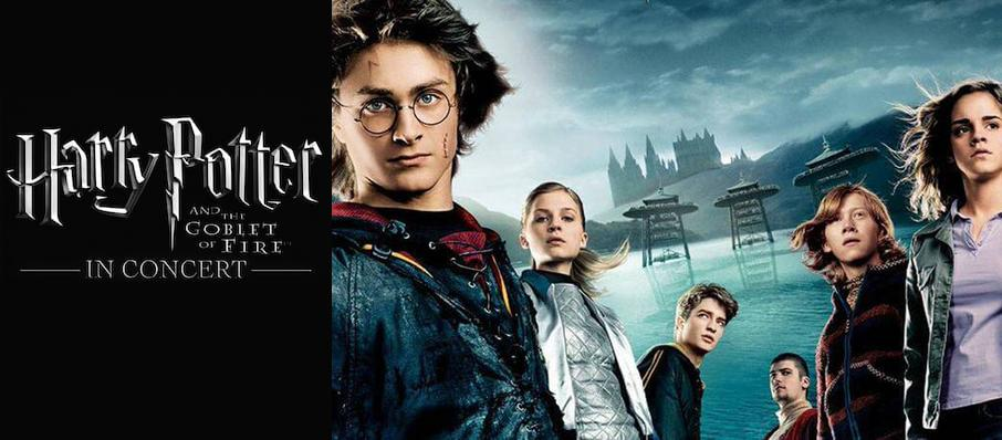 Harry Potter and the Goblet of Fire in Concert at Prudential Hall