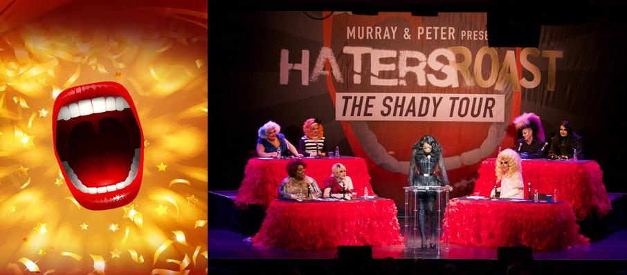 Haters Roast at Town Hall Theater