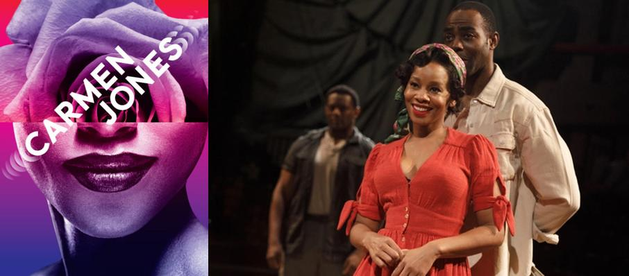 Carmen Jones at Classic Stage Theater