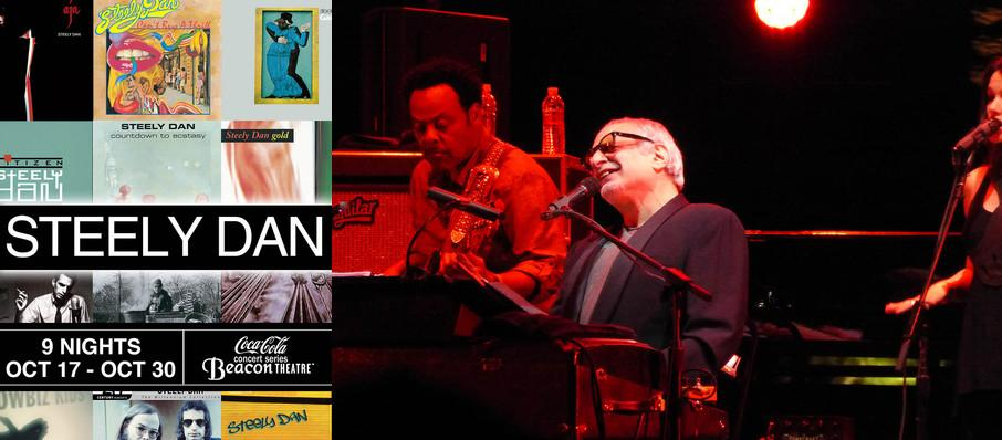Steely Dan at Beacon Theater