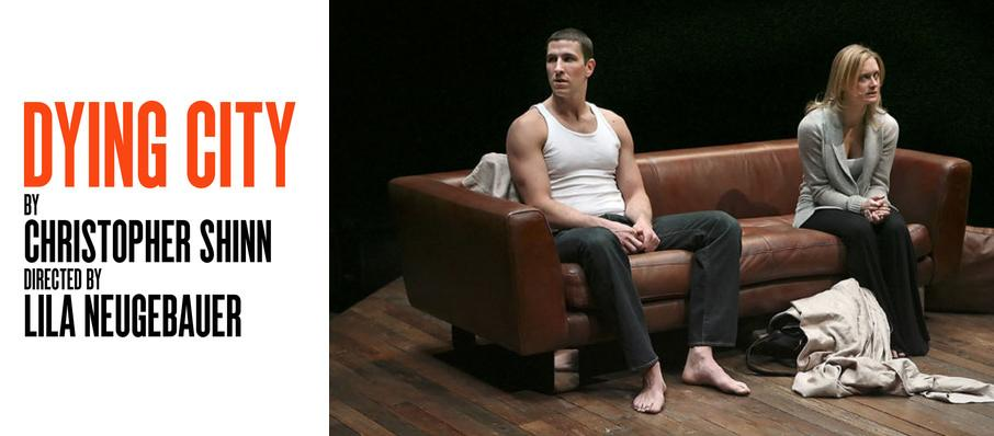 Dying City at Second Stage Theatre Midtown - Tony Kiser Theatre