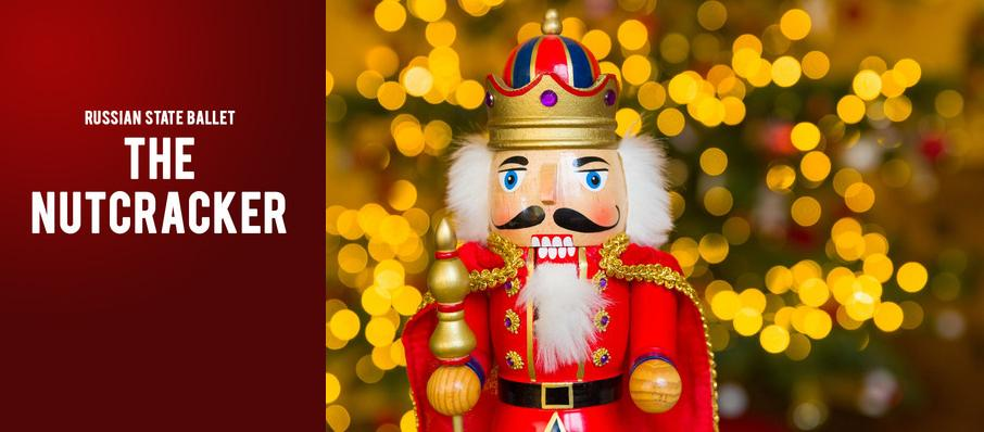 Russian State Ballet - The Nutcracker at Prudential Hall