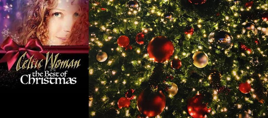 Celtic Woman - Best Of Christmas at Hackensack Meridian Health Theatre