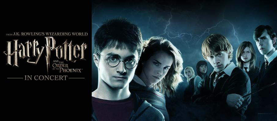 Harry Potter and the Order of the Phoenix in Concert at Prudential Hall