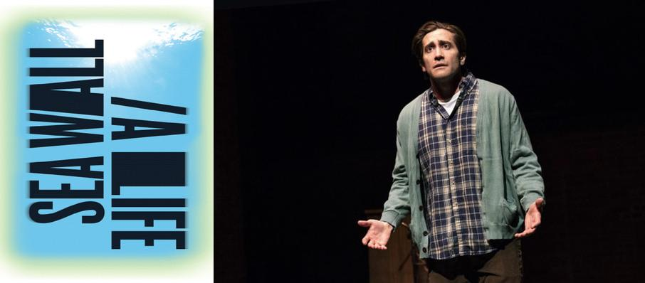 Sea Wall/ A Life at Newman Theater