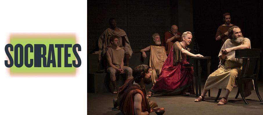 Socrates at Martinson Hall