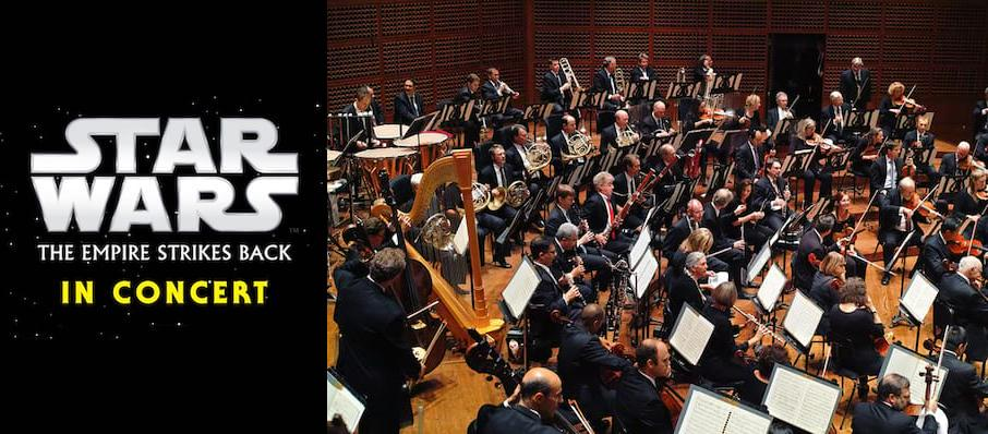 Star Wars - The Empire Strikes Back In Concert at Count Basie Theatre