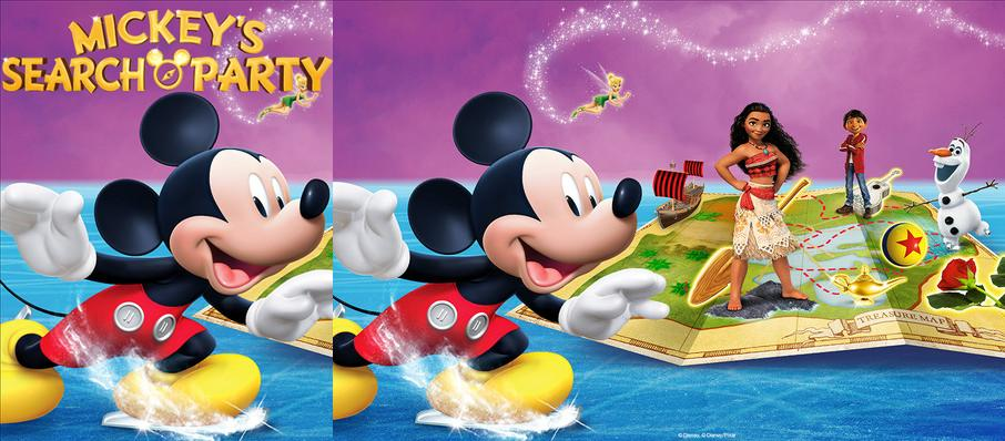 Disney on Ice: Mickey's Search Party at Barclays Center