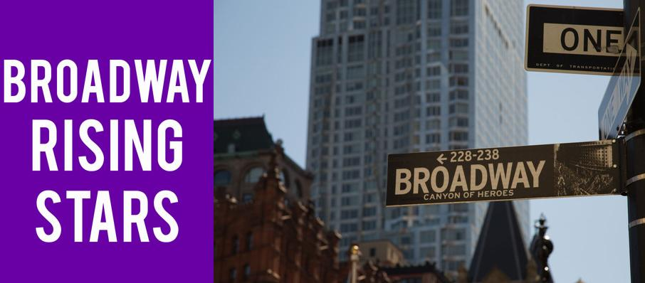 Broadway Rising Stars at Town Hall Theater