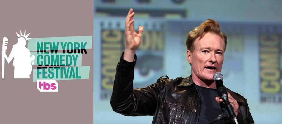 New York Comedy Festival - Conan O'Brien at Beacon Theater