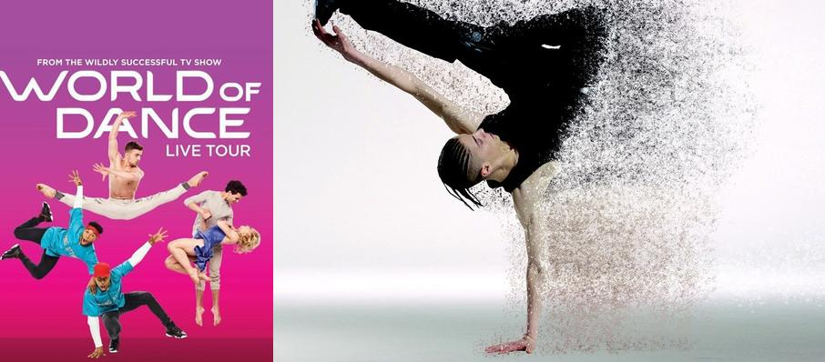 World of Dance at Wellmont Theatre