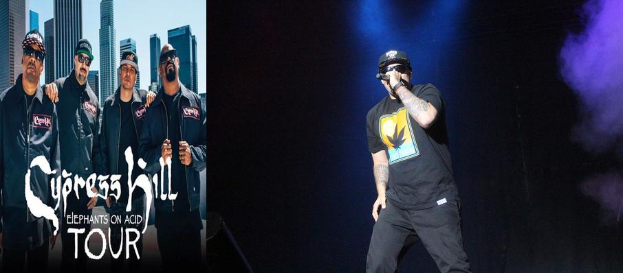 Cypress Hill at Gramercy Theatre