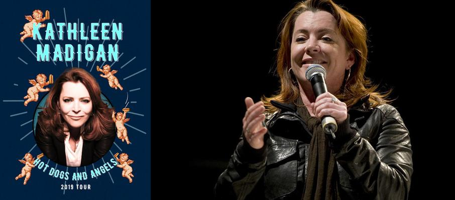 Kathleen Madigan at Town Hall Theater