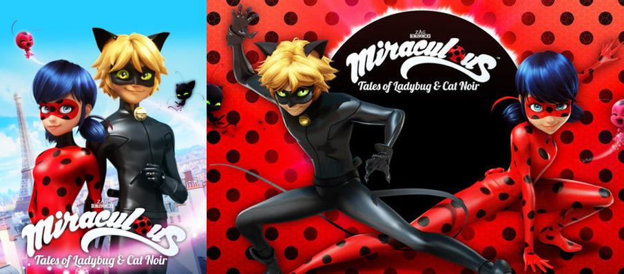 Miraculous - Tales of Ladybug and Cat Noir at Prudential Hall