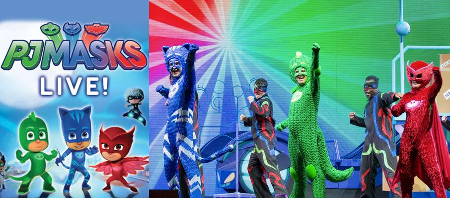 PJ Masks Live at Hackensack Meridian Health Theatre