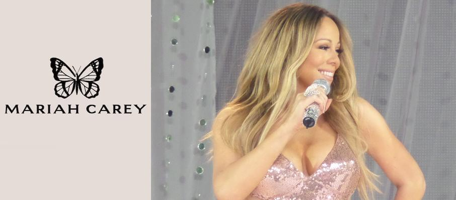 Mariah Carey at Radio City Music Hall
