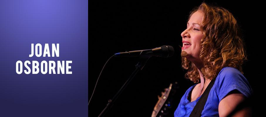 Joan Osborne at New York City Winery