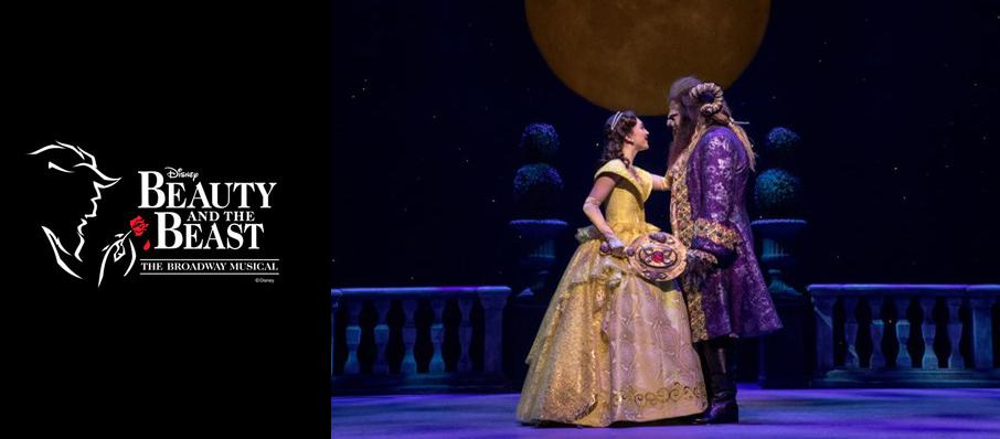 Beauty And The Beast at Paper Mill Playhouse