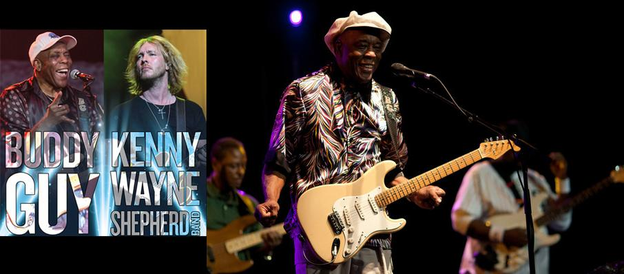 Buddy Guy and Kenny Wayne Shepherd Band at NYCB Theatre at Westbury