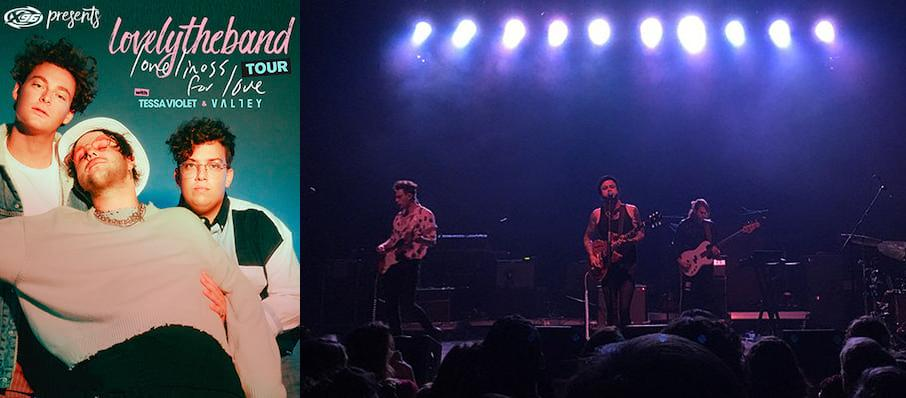 lovelytheband at Webster Hall