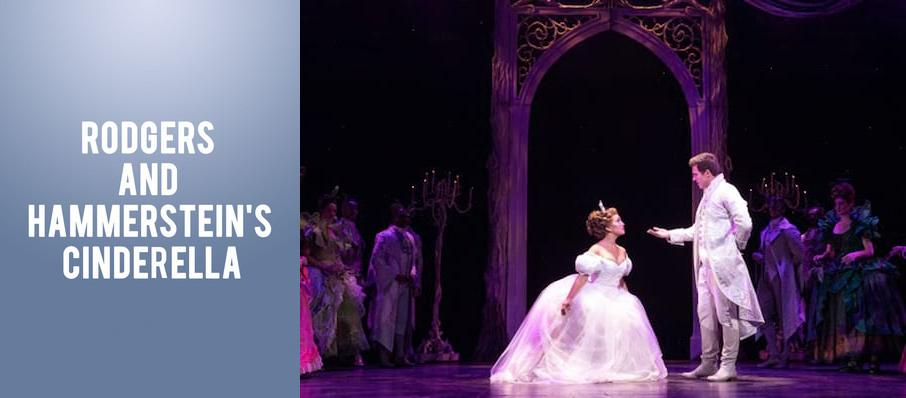 Rodgers and Hammerstein's Cinderella at Paper Mill Playhouse