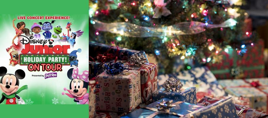 Disney Junior Holiday Party at Hackensack Meridian Health Theatre