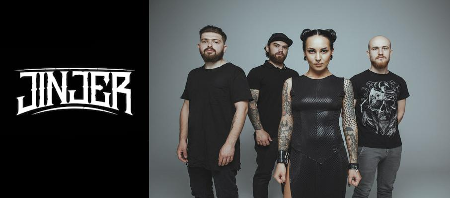 Jinjer at Gramercy Theatre