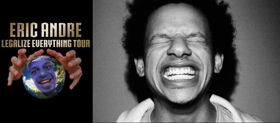 Eric Andre at Beacon Theater