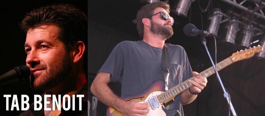 Tab Benoit at Sony Hall