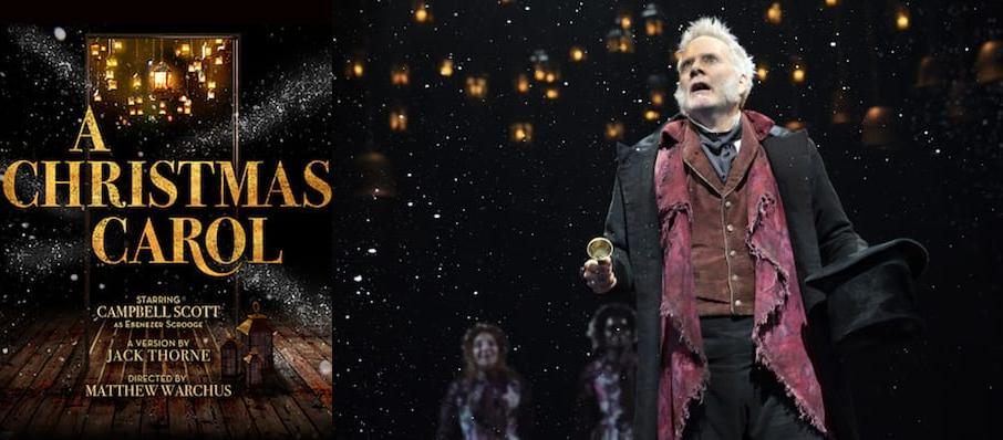 A Christmas Carol at Lyceum Theater