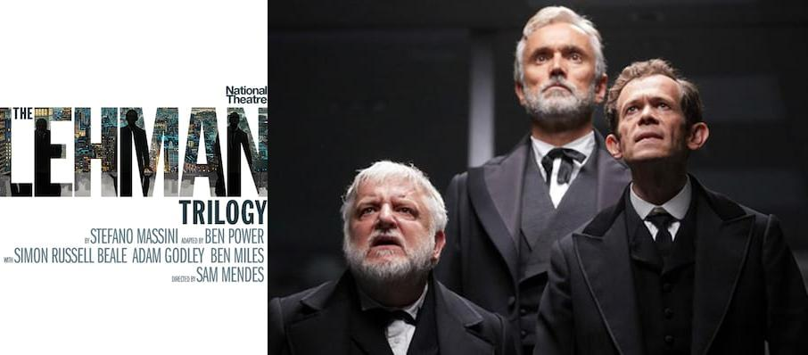 The Lehman Trilogy at Nederlander Theater