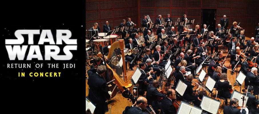 Star Wars - Return of the Jedi in Concert at Prudential Hall