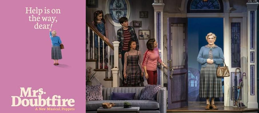 Mrs. Doubtfire at Stephen Sondheim Theatre