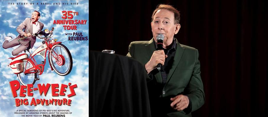 Pee-wee's Big Adventure - Film at Beacon Theater
