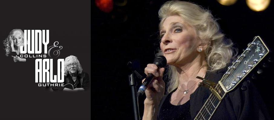 Judy Collins and Arlo Guthrie at Tarrytown Music Hall
